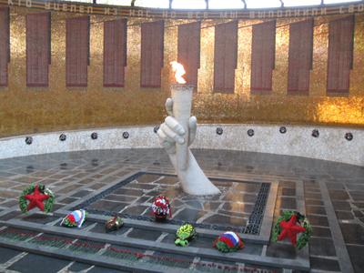 Зал Воинской Славы на Мамаевом