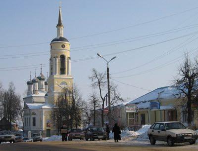 Благовещенский собор (конец XVII века).          Фото: Марина Егорова