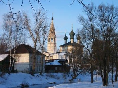 Церковь Богоявления (Никольская)            (1717—1725). Фото: Марина Егорова