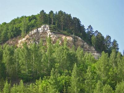 Гора на Самарской Луке.         Фото: Олег Манаенков